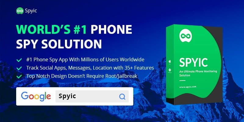 Spyic iPhone Call Logger Application