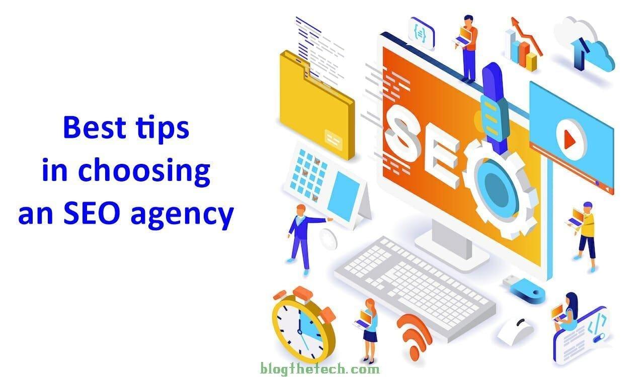 Best tips in choosing an SEO agency